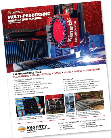 Download Multi-Processing Machine Brochure